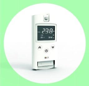 Lux 6 Parameter in einen Gerät