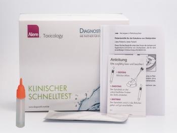Adeno-/Rotavirus Kombitest 20 Testkassetten