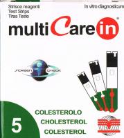 Multicare IN Cholesterin 10,00¤