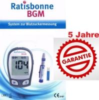 Blutzuckermessgerät Ratisbonne BGM 24,00¤