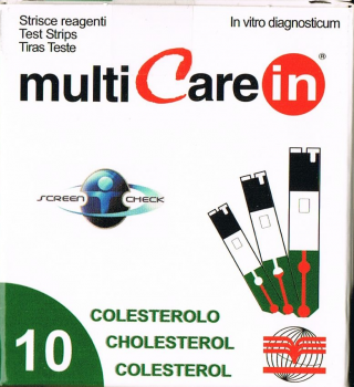 Multicare IN Cholesterin 15,00¤