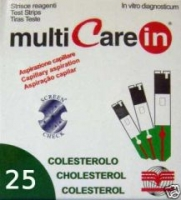 Multicare IN Cholesterin 28,00¤