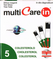 Multicare IN Cholesterin 10,00¤